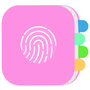 diary with a fingerprint lock For PC