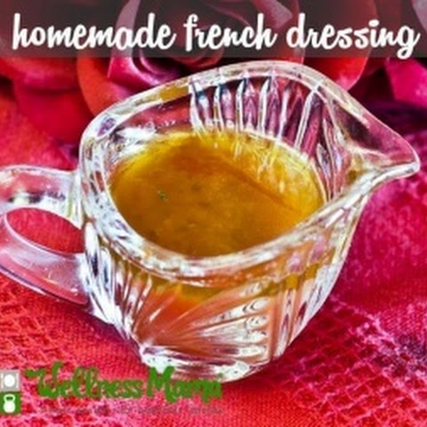 Healthy French Dressing