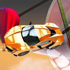 Car Stunts X For PC / Windows 7/8/10 / Mac – Free Download