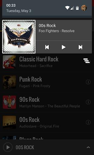 Rock Radio - screenshot