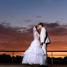 At the end of the day... by Ivan Atanasov - Wedding Bride & Groom
