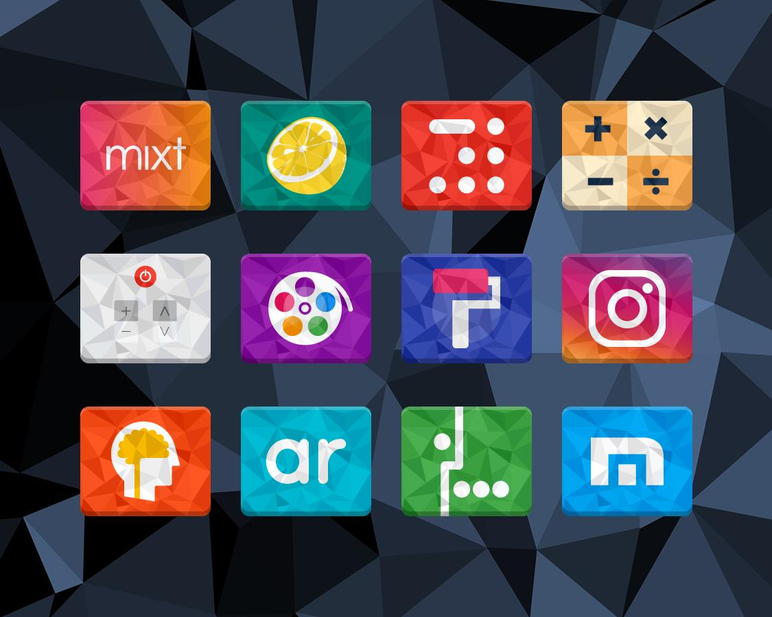 Rectron Icon Pack Theme Screenshot 7