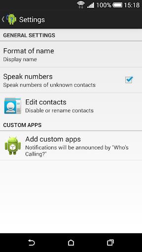 Whos Calling? - screenshot