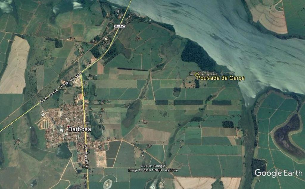 Chácara à Venda - Centro