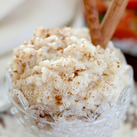 Crock Pot Rice Pudding