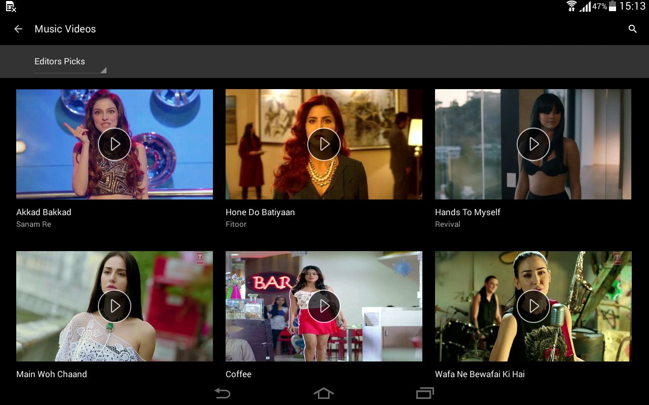 Hungama Play Online Movies App Screenshot 14