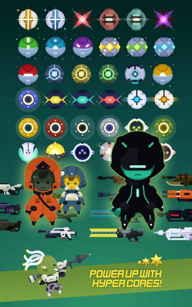 Tap! Captain Star Screenshot 10