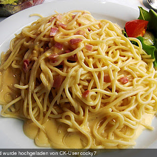 Ham And Cheese Carbonara Recipes