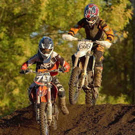 by Jim Jones - Sports & Fitness Motorsports ( motorcycles, tnmx, motocross, mx, motorsport )