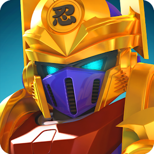 Herobots - Build  to Battle Online PC (Windows / MAC)