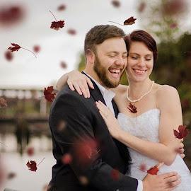 by Jessica Ann - Wedding Bride & Groom (  )