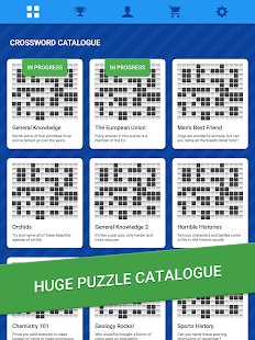 Crossword Puzzle Free Screenshot