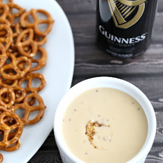 Guinness and Mustard Cheese Dip
