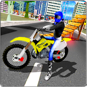 Extreme Moto Bike Adventures APK for Bluestacks