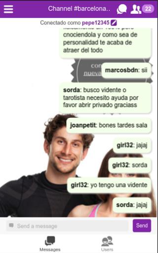 Chat para Celular gratis : chats de mviles