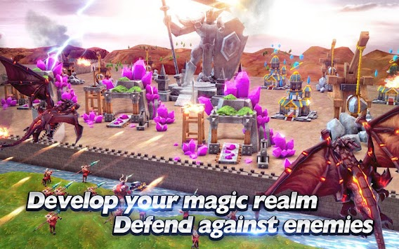 Magic Legion - Hero Legend APK screenshot thumbnail 7