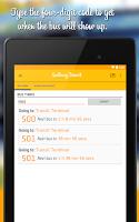 Screenshot of Sudbury Transit