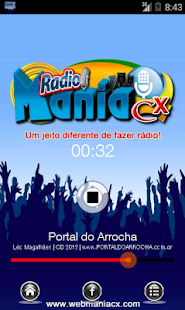 Radio Mania CX - screenshot