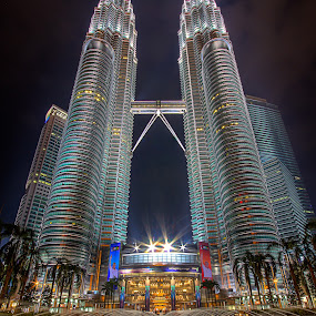 PetronasTwin Tower by Glice Galac - Buildings & Architecture Office Buildings & Hotels