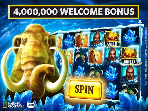 Nat Geo WILD Slots: Play Hot New Free Slot Machine For PC