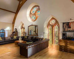 Stay in luxury accommodation at The Old Church