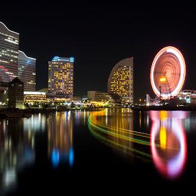 Sakuragichou by Gilang Pepe - City,  Street & Park  City Parks