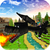 Dragon Blocks: Story APK for Bluestacks