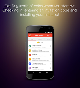 Coin Pouch - Free Gift Cards for Lollipop - Android 5.0