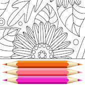 Download  Coloring Book for Adults  Apk