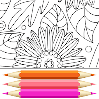 Coloring Book for Adults For PC (Windows And Mac)