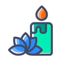 The Seven Sense Spa, Sanpada, Sanpada logo
