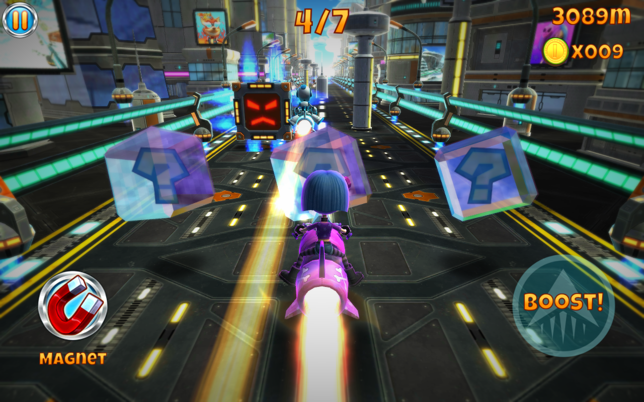 Rocket Racer Screenshot 5