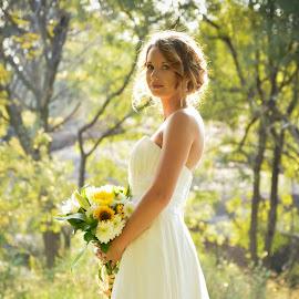 Bride  by Alta Mouton - Wedding Bride