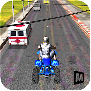 Bike Traffic Race: Atv Quad