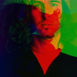 Mike by Ulises Rivero - People Portraits of Men ( dramatic, musician, chicago, men, portrait )