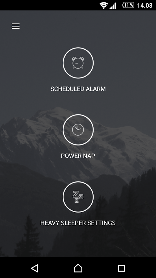 Inteli Alarm Clock Pro Screenshot 0