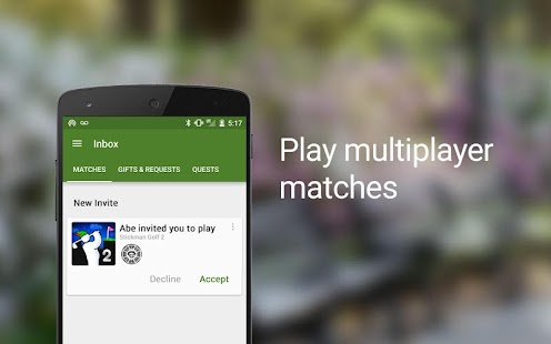 App Google Play Games version 2015 APK