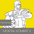 Download How To Draw Mortal Kombat X APK on PC