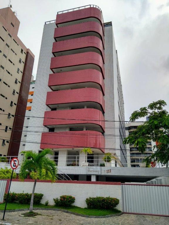Apartamento com 3 dormitórios à venda, 94 m² por R$ 330.000 - Manaíra - João Pessoa/PB