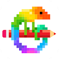 Pixel Art: Color by Number APK