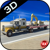 Heavy Crane Transporter Truck APK for Ubuntu