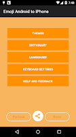 Screenshot of InstaEmoji Emoji Keyboard HD