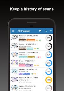 Poke Genie  Overlay IV Calculator for Pokemon Go PC