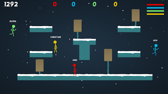 Stick Game: The Fight