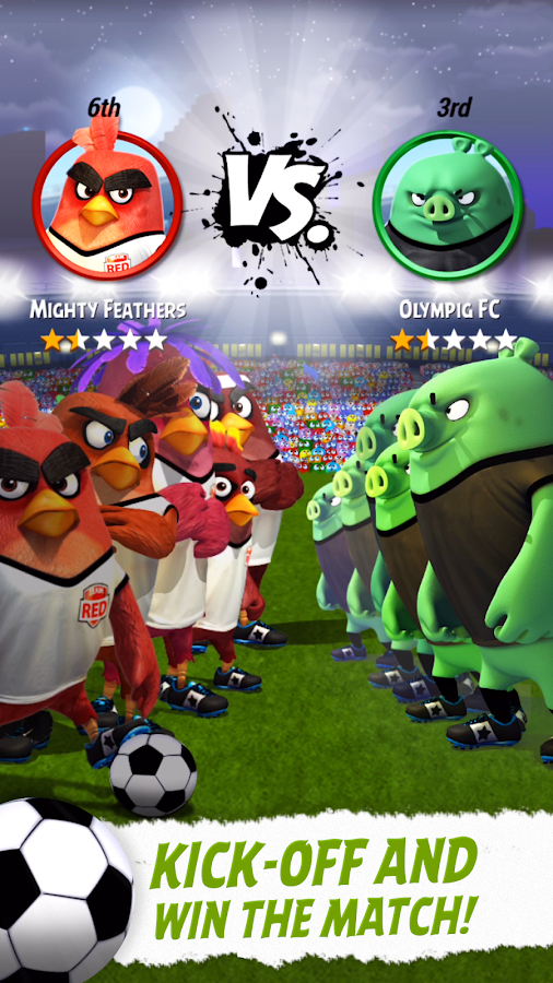 Angry Birds Goal! Screenshot 8