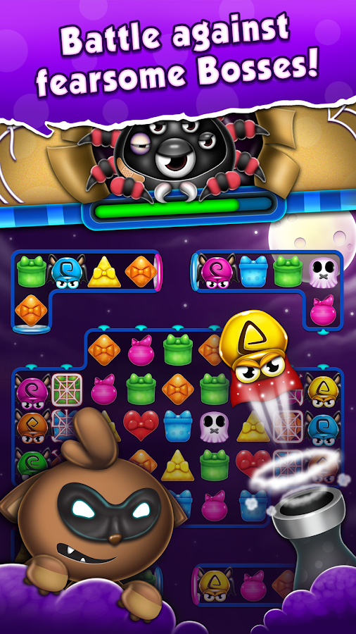 Gift Panic - Match 3 Puzzle Screenshot 2