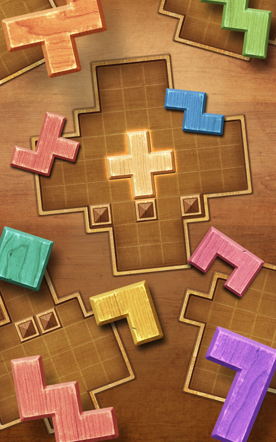 Wood Block Puzzle Screenshot 9