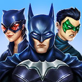 Game DC Legends version 2015 APK