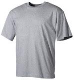 Футболка US 160г/м - Max Fuchs - серый