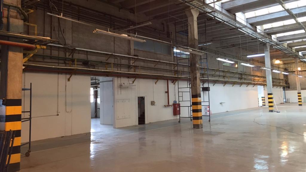 Galpão industrial para venda e locação, Taboão da Serra